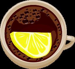 zitronenkaffee
